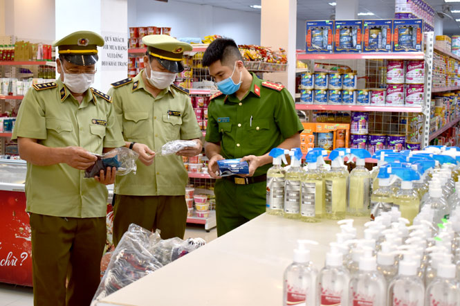 Market regulator inspects medical supplies outlets and finds no unusual rise in prices